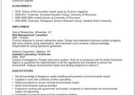 Chemical Engineer Resume From Here To Download This Chemical