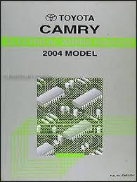 2004 toyota camry wiring diagram 2004 image wiring 2004 toyota camry wiring diagram manual original on 2004 toyota camry wiring diagram
