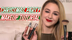 grwm party makeup tutorial chloe lukasiak