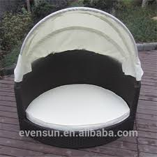 Nice Look Wicker Dog Bed And Canopy - Buy Outdoor Wicker Bed For ...