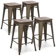counter height barstools. Best Choice Products 24\ Counter Height Barstools