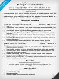 paralegal resume example paralegal resume examples