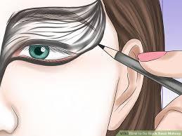 image led do black swan makeup step 4
