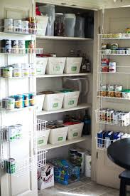 Stylish Pantry Organizer Ideas For Your Kitchen Pantry Cabinet Simple Kitchen Organization Ideas