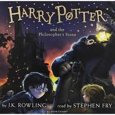 harry potter and the philosophers stone audiobook by j k rowling audiobooks at the works