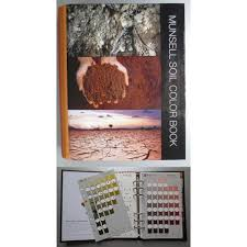 Munsell Soil Color Charts M50215b 2019 Edition