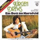 Bildergebnis f?r Album J?rgen Drews Ein Bett Im Kornfeld