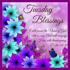 Tuesday Morning Blessing Images