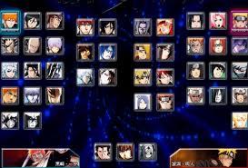 Naruto 3.6, cách chơi game Bleach vs Naruto 3.6 online miễn phí  TrangGame.Net