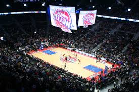 Detroit Pistons Seating Chart Palace Of Auburn Hills The Palace Of Auburn Hills Detroit Pistons Stadium Journey