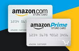 amazon credit card how to apply