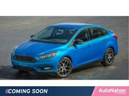 2018 ford focus. fine 2018 2018 ford focus se 4dr car throughout ford focus