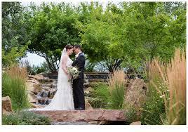 wedding couple captured by brookside gardens wedding photographer