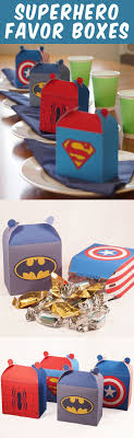Best 25 Superhero Favors Ideas On Pinterest Superhero Party