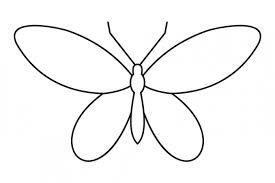 Disegnare Una Farfalla Con I Bambini Donnad
