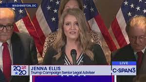 Jenna Ellis: If the media is not ...