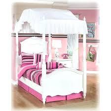 white canopy bed full – juniatian.net