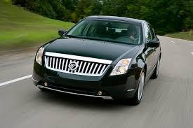 Mercury Concentrates on Fuel Efficiency, Presents Milan Hybrid ...