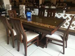 amazing teak dining table 6 seater at rs 51400 set teak dining teak dining room chairs remodel dining room brilliant danish