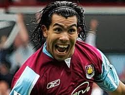 Costly episode: Carlos Tevez's goals may have saved West Ham from relegation in 2006-. CAPTION TEXT - Carlos%2520Tevez%2520playing%2520for%2520West%2520Ham