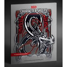 dungeons and dragons character sheet online dungeons dragons 5th edition character sheets online