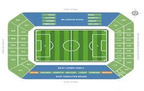 Stamford Bridge Captains Bar Or Managers Bar