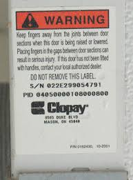 clopay garage door springsHow to Measure Garage Door Torsion Springs