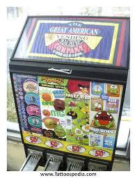 Tattoo Vending Machine New Temporary Tattoo Vending Machine 48