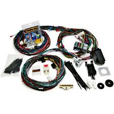 20103 mustang painless performance universal muscle car wiring Painless 18 Circuit Wiring Harness painless performance complete chassis wiring harness 22 circuit 1969 1970 painless 12 circuit wiring harness