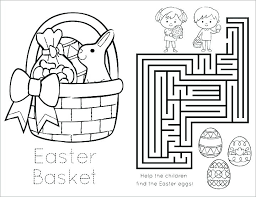 Cute Bunny Coloring Pages Beautiful Collection Fun Easter Printable