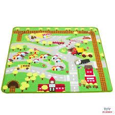 ikea road rug kids play rugs spar rug low pile brown green teenage for bedroom road