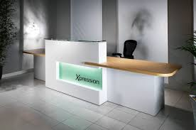 reception desk design stainless steel a sink wrought iron fence designs