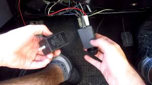changing a wiper relay timer changing a wiper relay timer