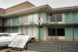king had been staying in room 306 and was killed on the balcony standing here before where this historic event gave it more meaning to me