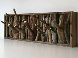 Interesting Coat Hooks. Tree Branch Coat Rack