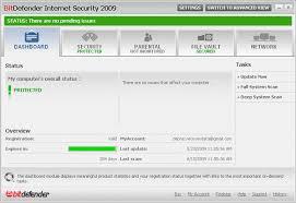 antivirus internet security software