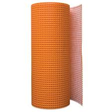150 Sq Ft Shop Schluter Systems Ditra 150 Sq Ft Orange Plastic Waterproofing