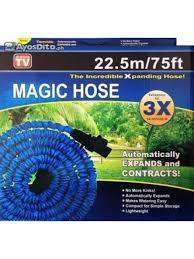 expanding garden hose. Magic X Hose Expanding Garden 20M (Brand: )