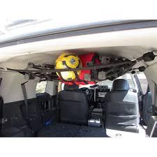2007 - Newer Toyota FJ Cruiser ceiling attic storage – Raingler