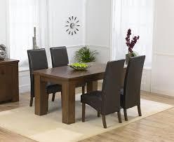 dark oak dining tables cm table