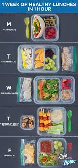 healthy lunch ideas for work uk. 1 shopping list, 5 lunches, hour healthy lunch ideas for work uk i