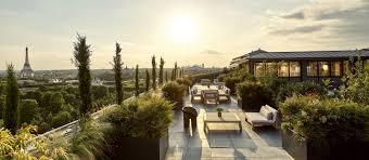 Light Garden Academy Le Meurice 5 Star Luxury Hotel In Paris Dorchester