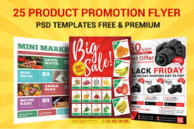 25 Product Promotion Flyer Psd Templates Free Premium