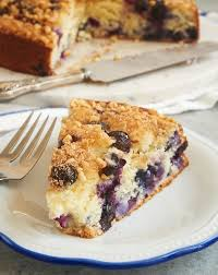 This moist, tender blueberry coffee cake scored high in our test kitchens, where tasters unanimously considered it a delicious way to use the first blueberries of the season. Blueberry Coffee Cake Bake Or Break