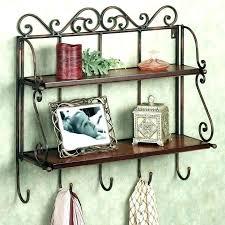 primary wrought iron wall shelves rod iron shelves wrought iron shelf bracket 4 rod iron shelves