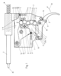 Patent ep2314974a2 trigger mechanism patents
