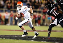 Clint Chelf Perseveres Climbs Oklahoma State Depth Chart
