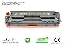 Factory Sale Compatible Color Laser Printer Cb540a 125a Series