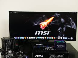 A Motherboard a Pro Z370 Hackintosher Msi Hackintoshing On Guide A6xPOP