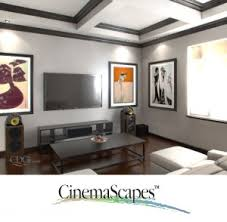 home theater system room. home theater system and media room b